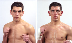 Kasmi Mourad, Professionel boxe anglaise, Club boxing de Gisors Combat du 22 février 2008 Mi-moyens