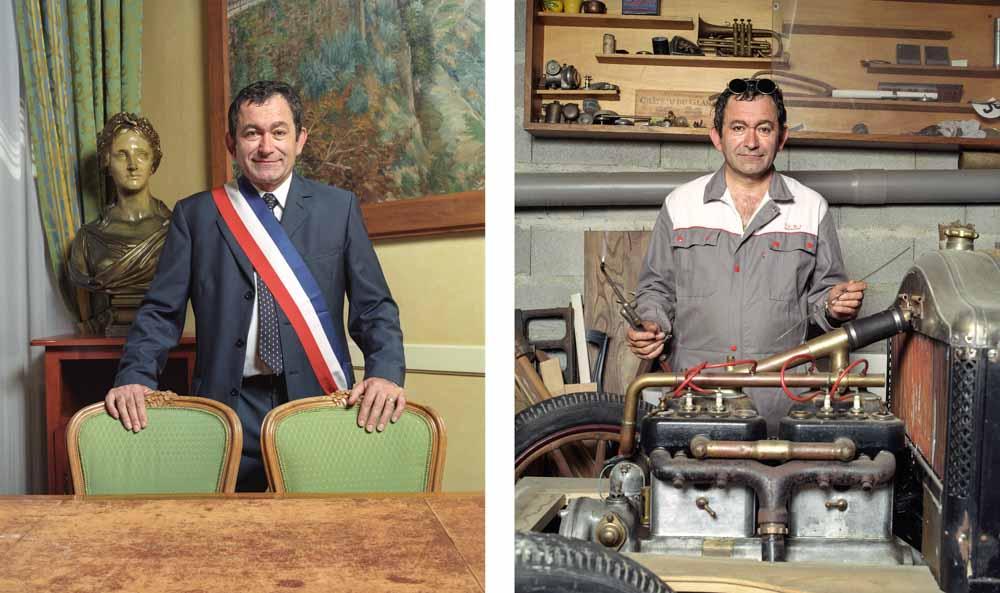 Jean-Pierre Moga, Maire de Tonneins, lot et Garonne