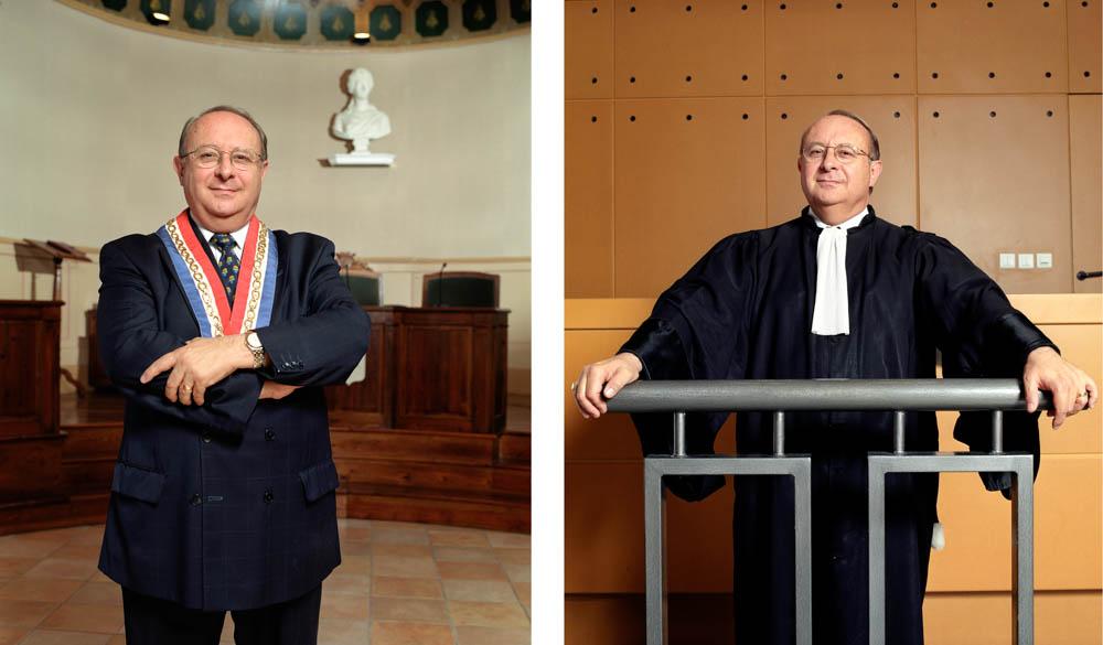 Gérard Gouzes, Maire de Marmande, Lot et Garonne