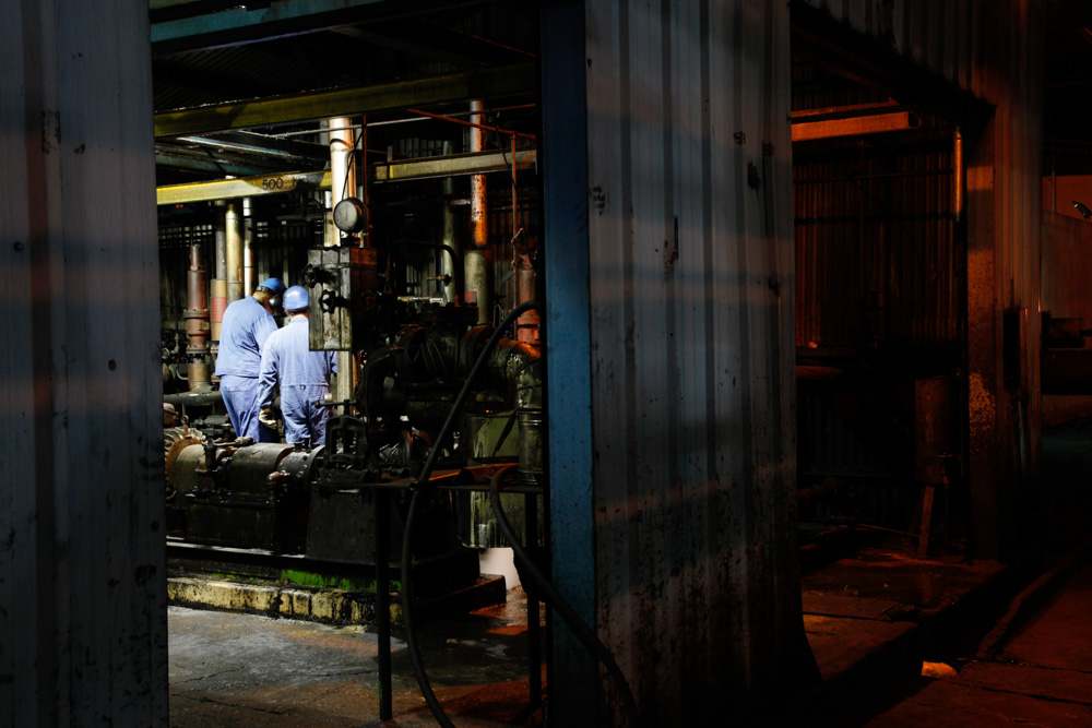 usine Evonik Cofrablack S.A.S, Bec d'Ambès