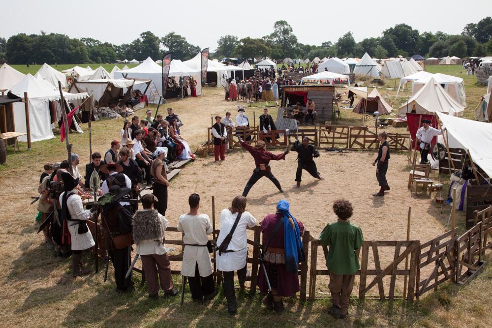 Kandorya est un jeu de röle grandeur Nature ou se retrouvèrent 1200 joueurs