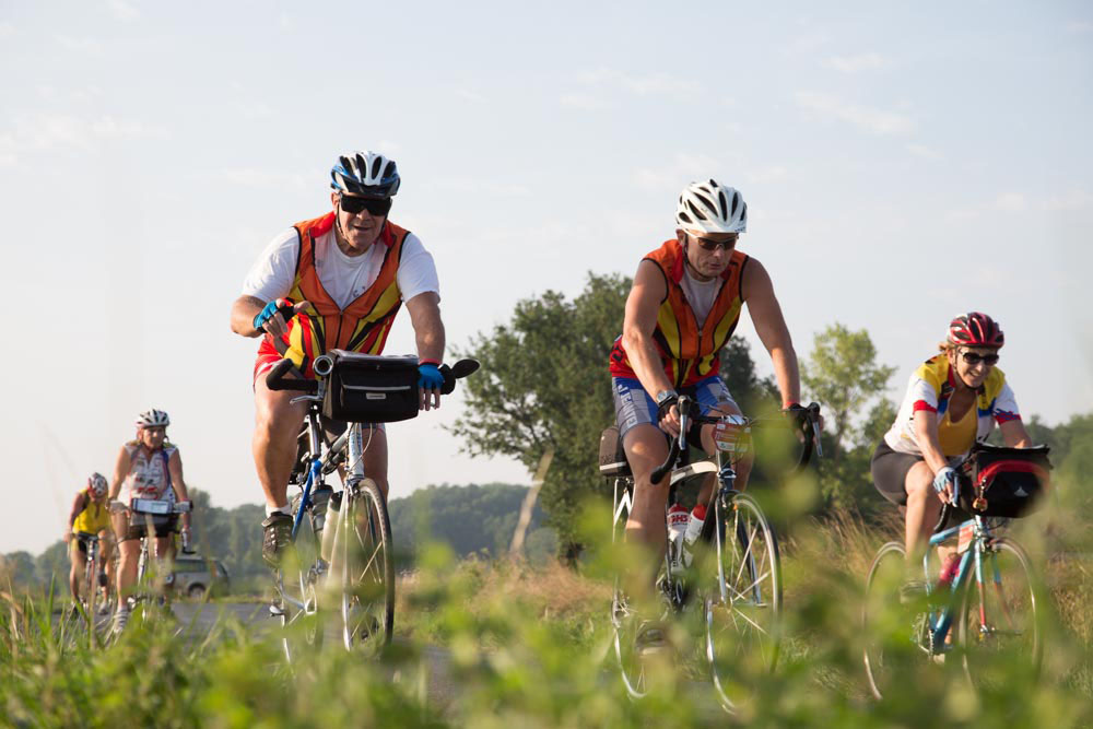 semaine fédérale Cyclotourisme