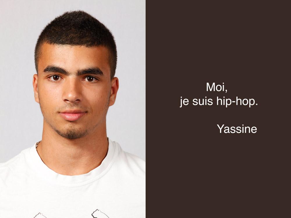 Yassine, Hip-hop
