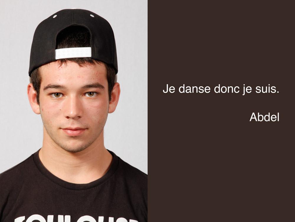 Abdel, danceur