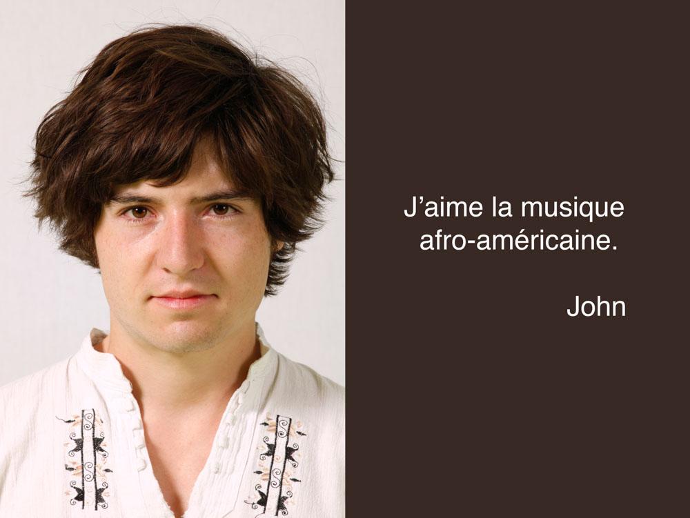 John, musicien