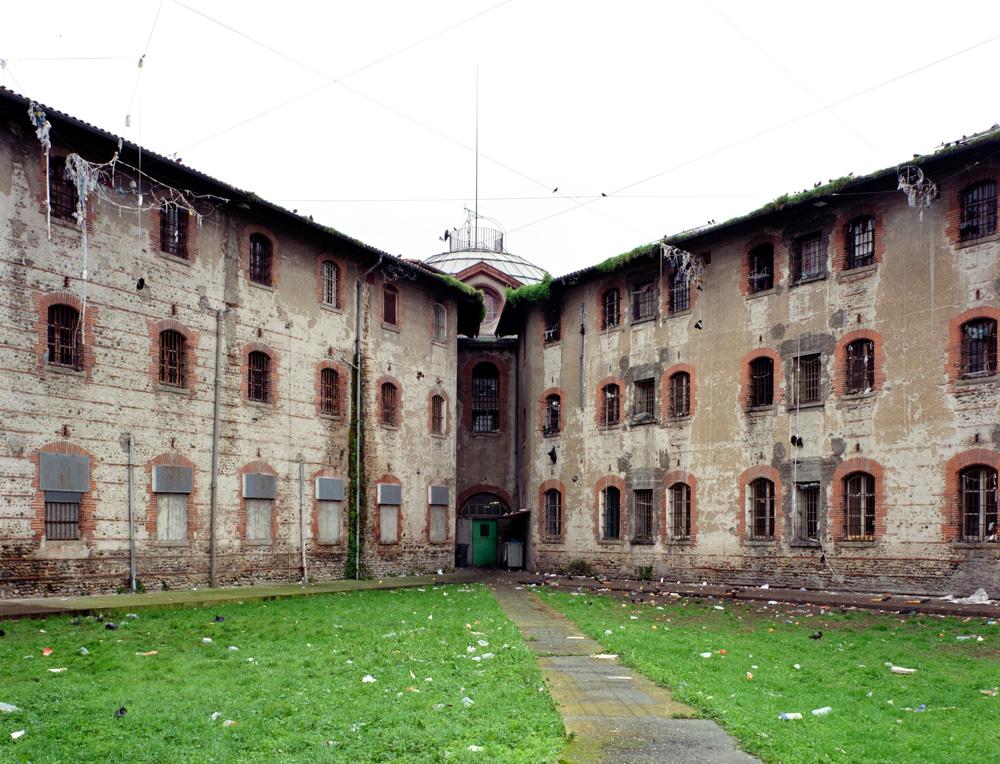 Maison d'arrêt Saint-Michel Décembre 2002