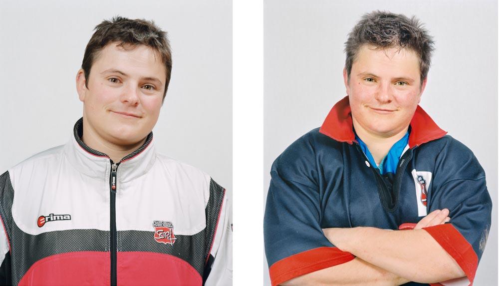 Portraits joueurs de rugby: Nathalie Busca, talonneur française