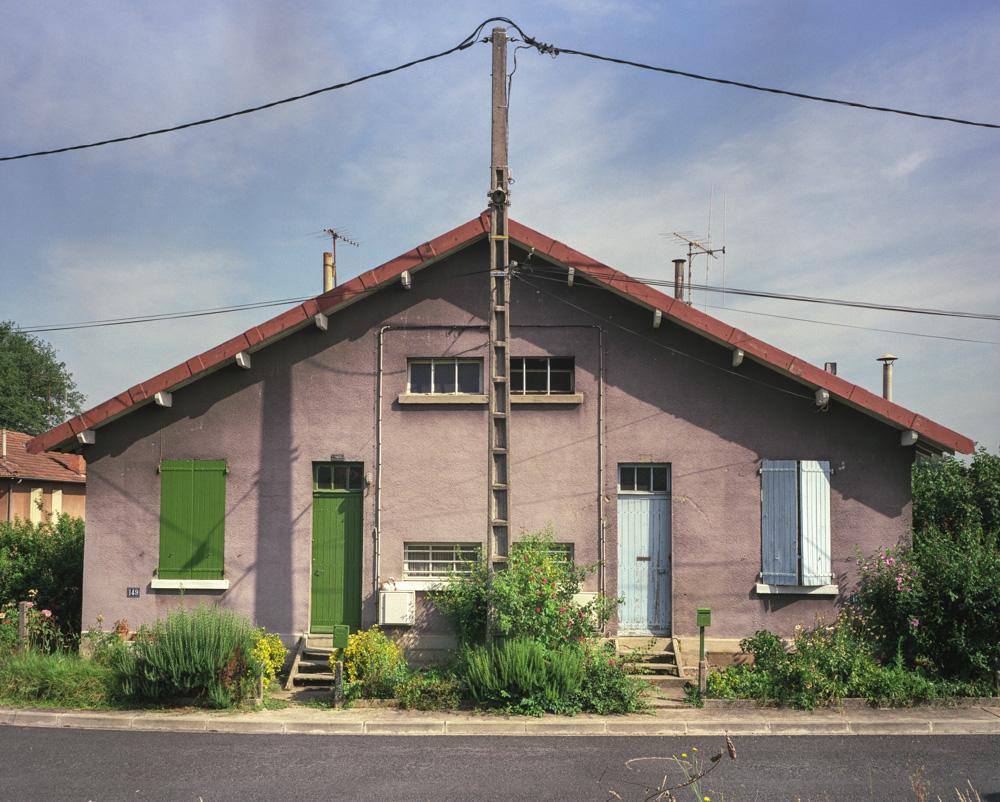 Cités minières de Carmaux Maison de la cité Bellevue