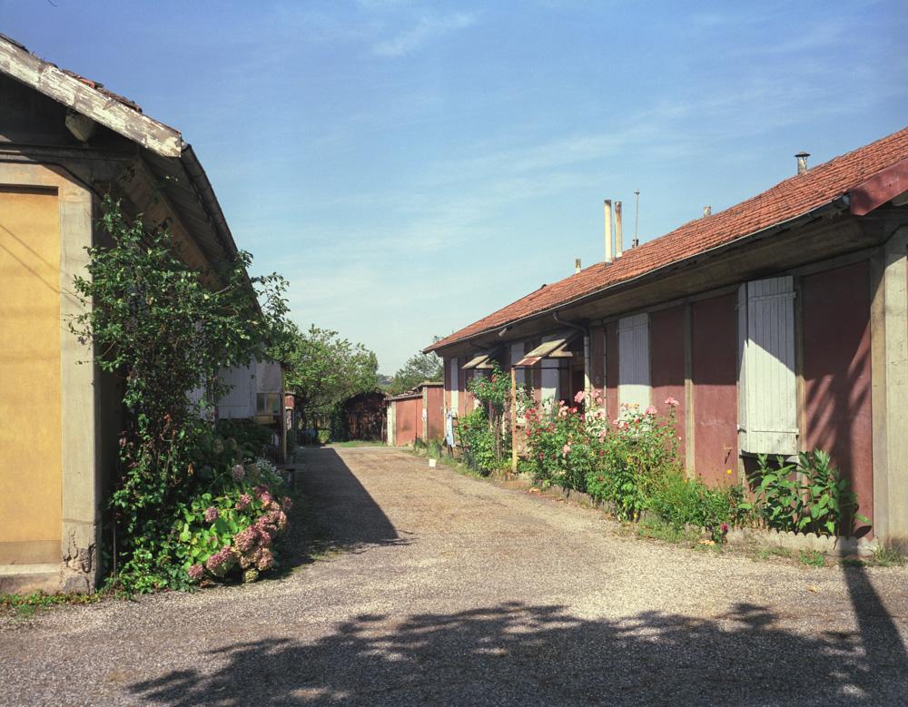 Cités minières de Carmaux Maison de la cité de la Pigasse